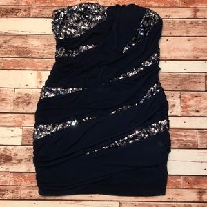 Party/Cocktail Dress Strapless